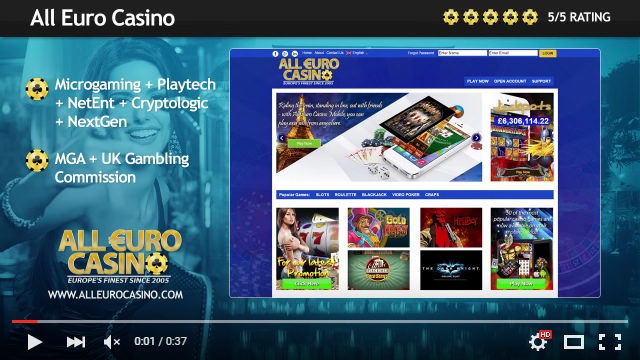 Euro Casino YouTube