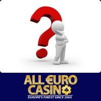 Częste pytania Euro Casino