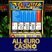 Euro Casino Video Poker