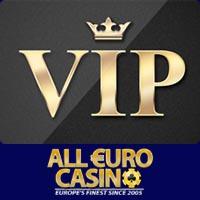 Euro Casino Κλαμπ VIP