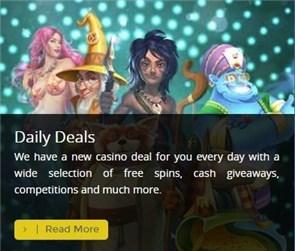 Euro Casino Päivittäiset herkut